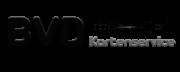 BVD Kartenervice Logo klein sw frei