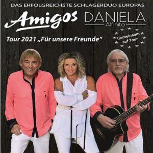 Amigos & Stargast Daniela Alfinito