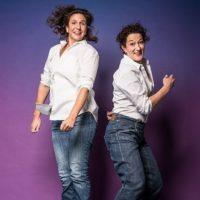 Birgit Süss und Heidi Friedrich Inventur 2020