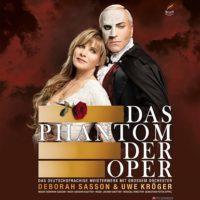 Das Phantom der Oper mit Weltstar Deborah Sasson und Uwe Kröger