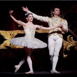 Dornröschen - St. Petersburg Festial Ballett Hungary Fesitval Orchester