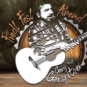 Fredl Fesl-Abend mit Gery Gerspitzer