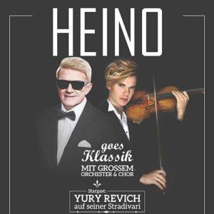 HEINO goes Klassik Die Sensations-Tournee