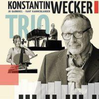 Konstantin Wecker Trio - Poesie und Musik mit Cello und Klavier