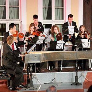 Rosentaler Barock Ensemble- Rosengarten-Serenaden Bamberg