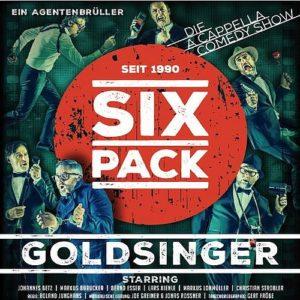 Six Pack Goldsinger