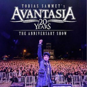 Tobias Sammet's - AVANTASIA
