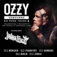 Ozzy Osbourne – No More Tours 2