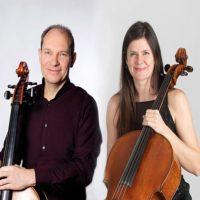 """GALANT u. VIRTUOS"" Cello-Duo mit Matthias M. Beckmann & Julia Ammerer"