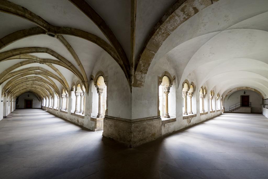 Kreuzgang des ehem. Karmelitenklosters Bamberg