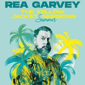 Rea Garvey – The Yellow Jacket Summer Sessions