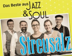 "Streusalz "" Das beste aus Jazz & Soul"""