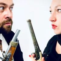 Theater im Gärtnerviertel: Der Bär & Der Heiratsantrag  14.09.21