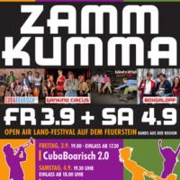 Zammkumma 04.09.21
