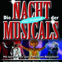 Nacht der Musicals 18.01.2022